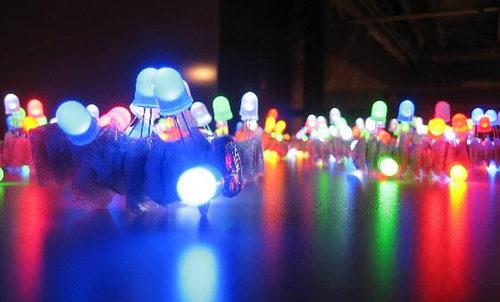 LED อุปกรณ์พื้นฐานการสร้างสิ่งประดิษฐ์
