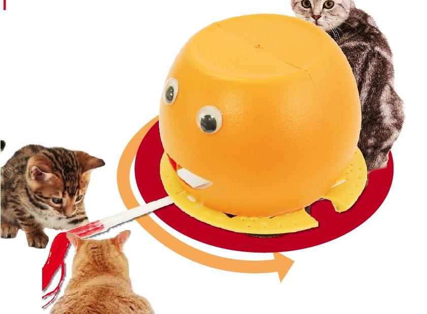 ของเล่นแมวจากหุ่นยนต์ iBEAM